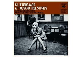 Silje Nergaard - A Thousand True Stories [CD]