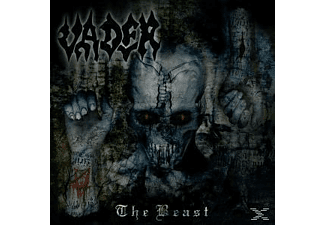 Vader - THE BEAST - (CD)
