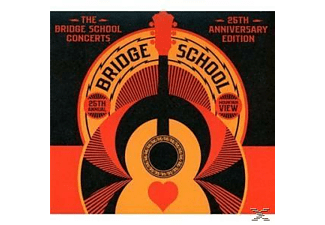 Various - The Bridge School Concerts 25th Anniversary Edition (2cd) [CD]
