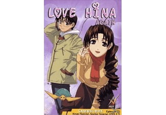Love Hina Box 3 [DVD]