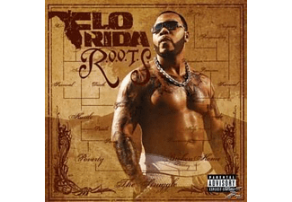 Flo Rida - R.O.O.T.S.(Route Of Overcoming The Struggle) [CD]
