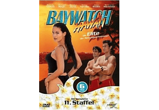 Baywatch - Staffel 11 [DVD]