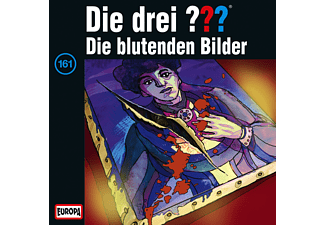 SONY MUSIC ENTERTAINMENT (GER) Die drei ??? 161: Die blutenden Bilder