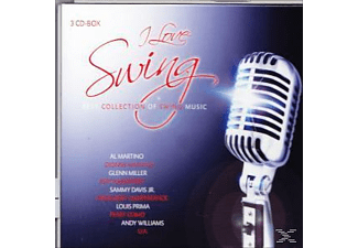 VARIOUS - I Love Swing - Collection Of Swing Music [CD]