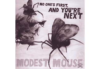 Modest Mouse - No One's First, And You're Next [CD]