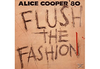 Alice Cooper - Flush The Fashion [CD]