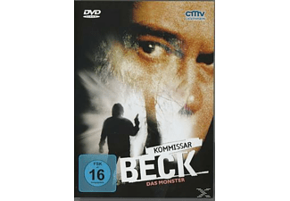 KOMMISSAR BECK - DAS MONSTER [DVD]