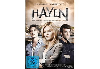 Haven - Staffel 2 [DVD]