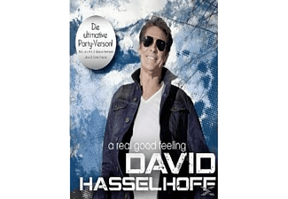 David Hasselhoff - A Real Good Feeling (Die Ultimative Party-Version) [Import] [CD + DVD Video]