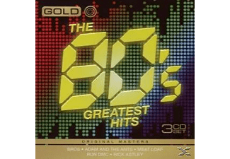 Various - Gold - Greatest Hits Of The 80's [CD]