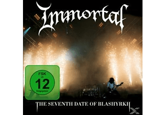 Immortal - The Seventh Date Of Blashyrkh - (CD + DVD Video)