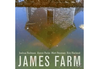 Redman, Joshua/Parks, Aaron/Penman, Matt/Harland, Eric - James Farm [CD]