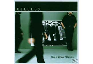 Bee Gees - This Is Where I Came In [CD]