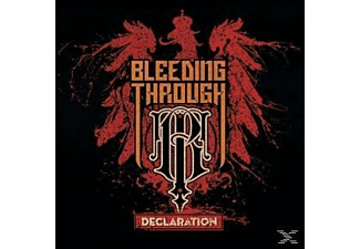 Bleeding Through - Declaration [CD]