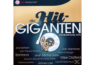 Various - Die Hit Giganten-Instrumental Hits [CD]