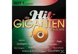 Various - Die Hit Giganten-Italo Hits [CD]