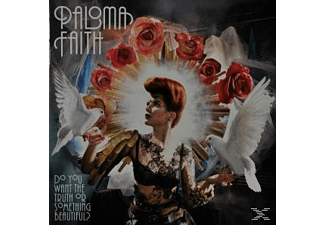 Paloma Faith - Do You Want The Truth Or Something Beautiful [CD]