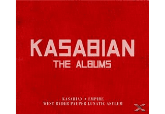 Kasabian - The Albums [CD]