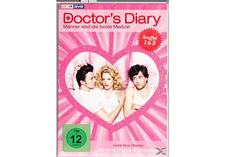 Doctor's Diary - Staffel 1-2 [DVD]
