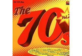 VARIOUS - The 70's Vol. 2 [CD]