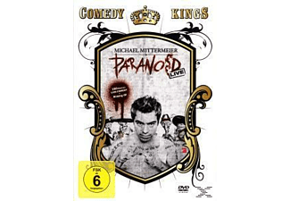 Michael Mittermeier - Comedy Kings: Paranoid [DVD]
