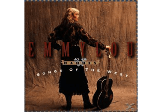 Emmylou Harris - Songs Of The West [CD]