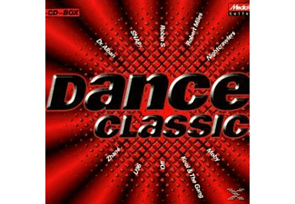 VARIOUS - Dance Classics/Media Markt - (CD)