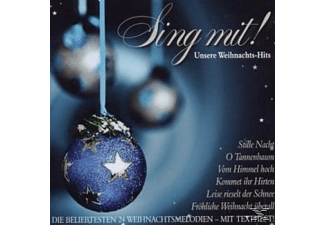 VARIOUS - Sing Mit! Unsere Weihnachts - Hits [CD]
