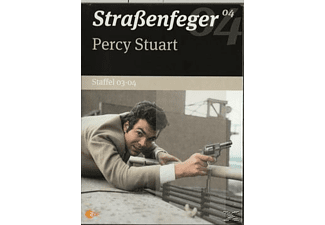 Percy Stuart - Staffel 3 & 4 [DVD]