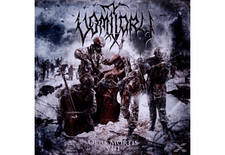 Vomitory - OPUS MORTIS 8 - (CD)