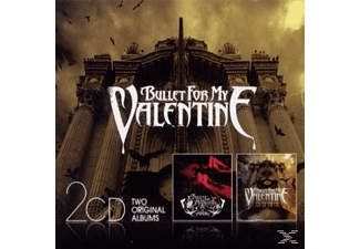 Bullet For My Valentine - The Poison/Scream Aim Fire (CD)