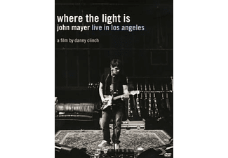 John Mayer - Where The Light Is | DVD