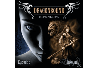 Dragonbound 06: Inkognito - 1 CD - Kinder/Jugend