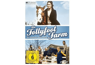 DIE FOLLYFOOT-FARM - 2.STAFFEL [DVD]