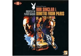 Bob & Dimitri From Paris Sinclar - Knights Of The Playboy Mansion [CD]