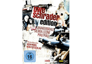 Uwe Schrader Edition DVD-Box [DVD]
