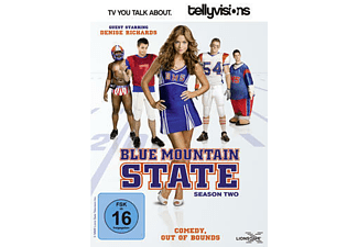Blue Mountain State - Staffel 2 [DVD]