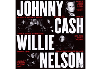 Willie Nelson, Johnny Cash - VH1 STORYTELLERS [CD]