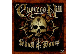 Cypress Hill - Skull & Bones [CD]