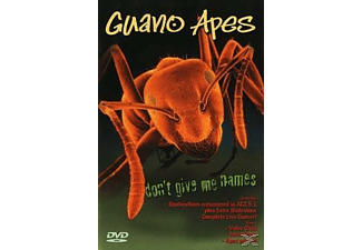 - Guano Apes - Don't Give Me Names - (DVD)