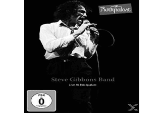 Steve Band Gibbons - STEVE GIBBONS BAND - LIVE AT ROCKPALAST [DVD]