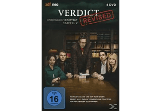 VERDICT REVISED - UNSCHULDIG VERURTEILT 2.STAFFEL - (DVD)