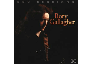 Rory Gallagher - The Bbc Sessions [CD]