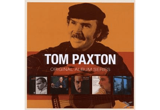 Tom Paxton - Original Album Series [CD]