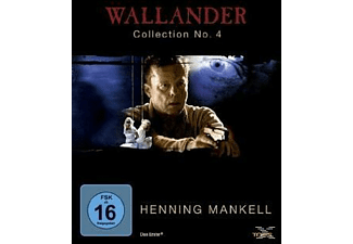 Wallander - Collection No. 4 - (DVD)