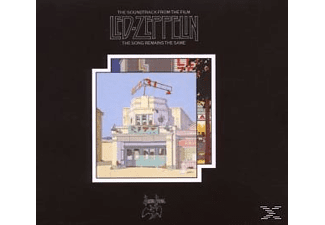 Led Zeppelin - The Song Remains The Same [CD]