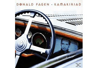 Donald Fagen - Kamakiriad [CD]