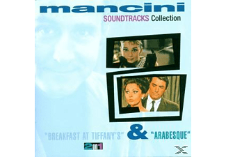 Henry Mancini - BREAKFAST AT TIFFANY S/ARABESQUE [CD]