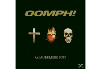 Oomph! - GLAUBELIEBETOD (ENHANCED) [CD]