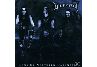 Immortal - Sons Of Northern Darkness - (CD)
